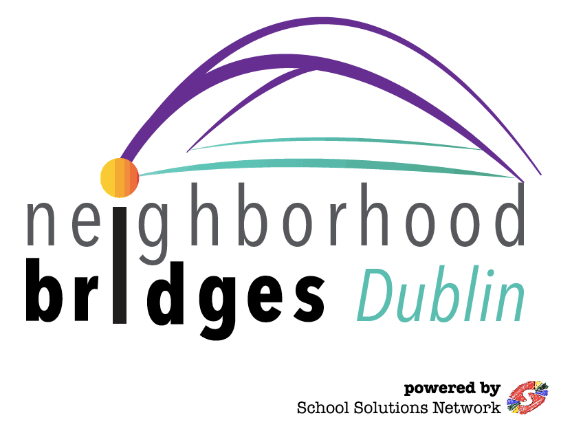 Neighborhood Bridges Dublin Logo